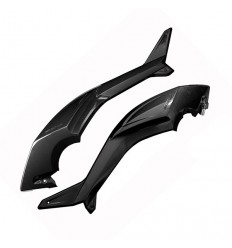 Carenature laterali boomerang LEA carbonio Yamaha T-Max 530 12-13