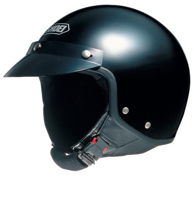 Casco Shoei S-20 nero lucido
