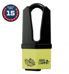 Bloccadisco Abus Granit Quick 37 giallo