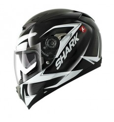 Casco Shark S700S Pinlock grafica Creed nera e bianca