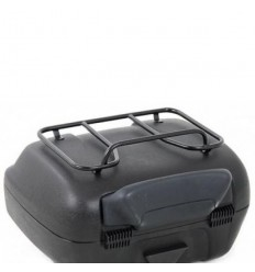 Portapacchi superiore Hepco & Becker per top case Junior 40 litri nero