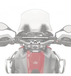 Smart Bar Givi per fissaggio accessori su manubrio moto