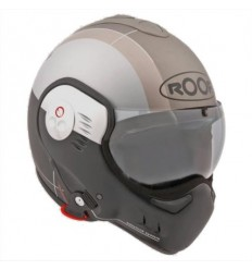 Casco Roof Boxer V8 Star grafica antracite