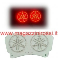 Luce post. a led diapason per Yamaha T-Max 500 01-07