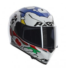 Casco AGV K-3 SV grafica Comic