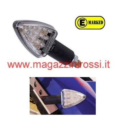 Frecce Motrax Led Arrow lunghe carbonio