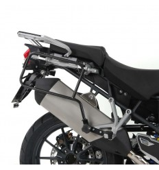 Coppia telai laterali Hepco & Becker Lock It per Triumph Tiger Explorer 1200
