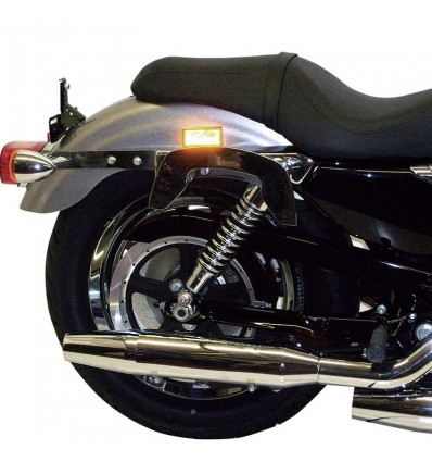 Telai laterali Hepco & Becker C-Bow system per Harley Davidson XL 883 L Sportster Low