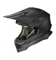 Casco off-road Nolan N53 Smart nero opaco