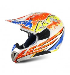 Casco Junior off-road Airoh Mr. Cross Carnival gloss