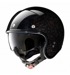 Casco Nolan N21 Spatter metal black