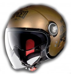 Casco Nolan N21 Visor Moto GP Legends flat copper