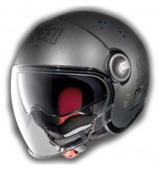 Casco Nolan N21 Visor Moto GP Legends asphalt black
