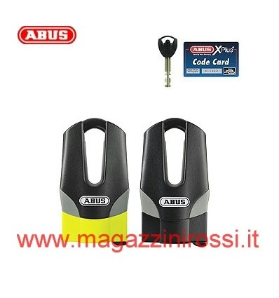 Bloccadisco Abus Granit Quick 37 New versione Mini