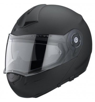 Casco apribile Schuberth C3 Pro monocolore Matt Black