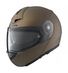 Casco apribile Schuberth C3 Pro monocolore Matt Metal