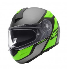 Casco apribile Schuberth C3 Pro Echo Green