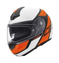 Casco apribile Schuberth C3 Pro Echo Orange