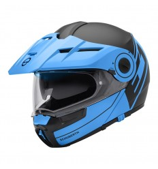 Casco apribile Schuberth E1 Radiant Blue