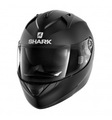 Casco Shark Helmets Ridill monocolore nero opaco