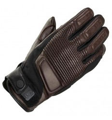 Guanti da moto Spidi Garage Glove in pelle marroni