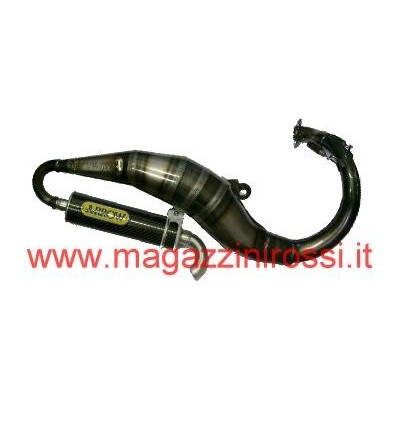 Marmitta Arrow Limited per Honda Dio SC, GP, ZX93, SP