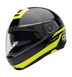 Casco apribile Schuberth C4 grafica Pulse Black