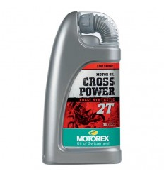 Olio 2T Motorex Cross Power