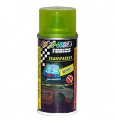 Vernice spray Dupli Color trasparente verde
