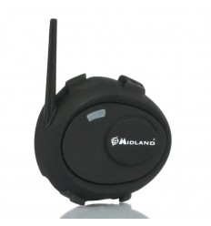 Interfono Bluetooth Midland BT CITY singolo