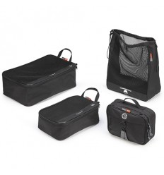 Travel set Givi composto da 3 componenti