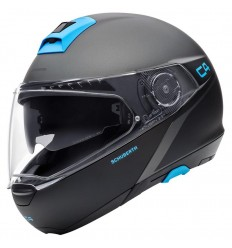 Casco apribile Schuberth C4 grafica Spark Grey