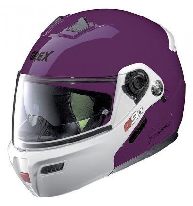 Casco Grex G9.1 Evolve apribile Couplé fuchsia kiss
