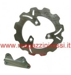 Kit disco freno Wave magg. 190mm silver Honda Dio ZX-GP-SC-Z4
