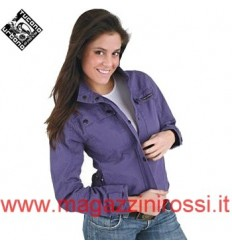 Giacca Tucano Urbano Shorty Cotton Lady viola