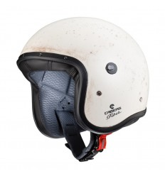 Casco Caberg Freeride Old White superleggero bianco