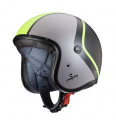 Casco Caberg Freeride Eclipse superleggero nero, antracite e giallo