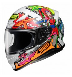Casco Shoei NXR grafica Stimuli TC10 multicolore