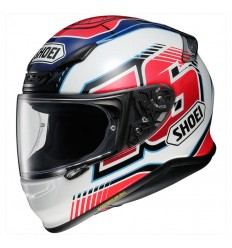 Casco Shoei NXR grafica Cluzel TC1 multicolore