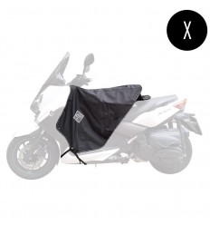 Coprigambe Tucano Urbano Termoscud R168X per Kymco People One 125