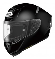 Casco integrale Shoei X-Spirit 3 monocolore nero lucido