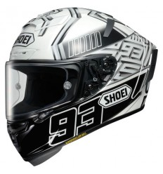 Casco integrale Shoei X-Spirit 3 grafica MARQUEZ4 TC-6