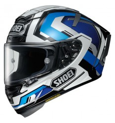 Casco integrale Shoei X-Spirit 3 grafica BRINK TC-2