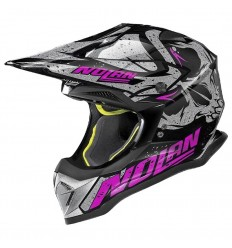 Casco off-road Nolan N53 Buccaneer Glossy Black 54