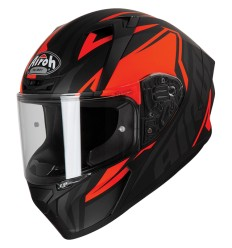 Casco integrale Airoh Valor grafica Impact Orange Matt