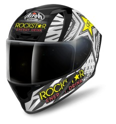 Casco integrale Airoh Valor grafica Rockstar Matt