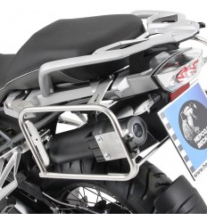 Custodia attrezzi Hepco & Becker per telai Cutout su BMW R1250 GS