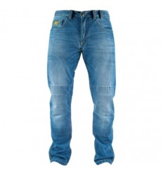 Pantalone jeans da moto Motto City NT blu denim