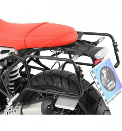 Telai laterali neri Hepco & Becker per BMW R-Nine T Urban GS