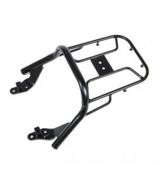 Portapacchi nero Hepco & Becker Rear Rack per Suzuki VL 800 e C 800 Intruder Black Edition